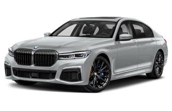 2020 BMW M760 - Glacier Silver Metallic