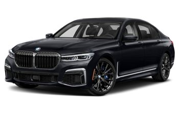 2021 BMW M760 - Azurite Black Metallic