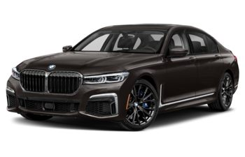 2020 BMW M760 - Magellan Grey Metallic