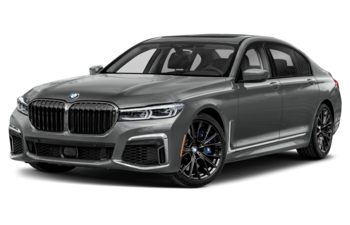 2021 BMW M760 - Frozen Grey