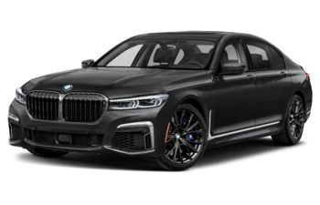 2021 BMW M760 - Frozen Arctic Grey