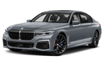 2021 BMW M760 - Pure Metal Silver