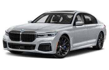 2020 BMW M760 - Frozen Dark Brown