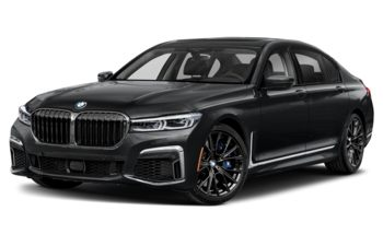 2020 BMW M760 - Frozen Arctic Grey