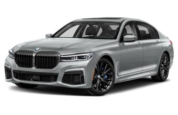 2020 BMW M760 - Pure Metal Silver