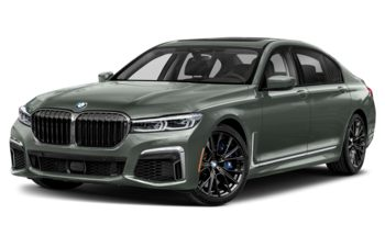 2021 BMW M760 - Dravit Grey Metallic