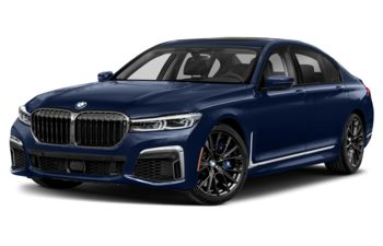 2021 BMW M760 - Tanzanite Blue Metallic