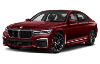 2020 BMW M760 - Frozen Black