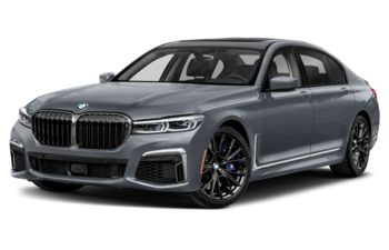 2021 BMW M760 - Frozen Bluestone Metallic