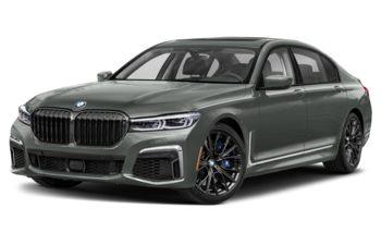 2020 BMW M760 - Bemina Grey Amber Metallic