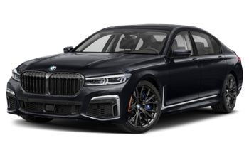 2020 BMW M760 - Azurite Black Metallic
