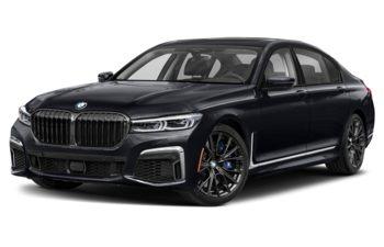 2020 BMW M760 - Azurite Black Metallic