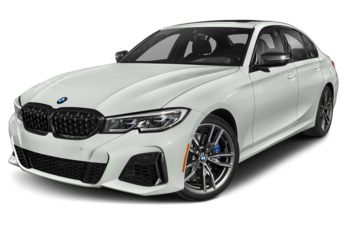 2021 BMW M340 - Alpine White