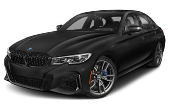 2021 BMW M340 - Black Sapphire Metallic