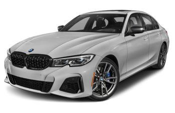 2021 BMW M340 - Mineral White Metallic