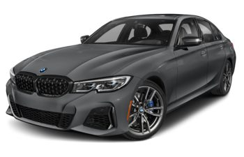 2021 BMW M340 - Mineral Grey Metallic