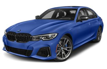 2021 BMW M340 - Portimao Blue Metallic