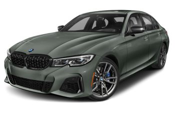2020 BMW M340 - Dravit Grey Metallic