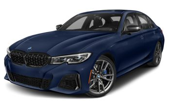 2020 BMW M340 - Tanzanite Blue Metallic
