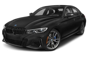 2020 BMW M340 - Citrine Black II Metallic