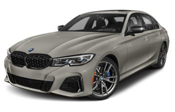 2020 BMW M340 - Oxide Grey II Metallic