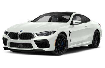 2020 BMW M8 - Alpine White