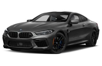 2020 BMW M8 - Brands Hatch Grey