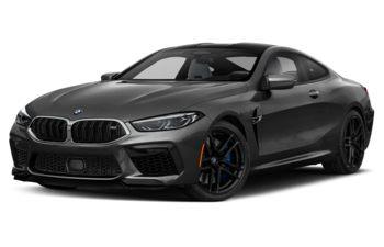 2020 BMW M8 - Brands Hatch Grey