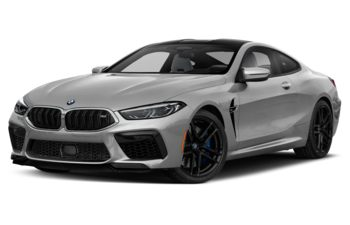 2020 BMW M8 - Donington Grey Metallic