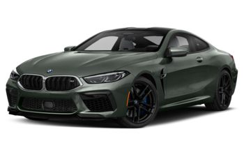 2020 BMW M8 - Dravit Grey Metallic