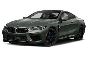 2020 BMW M8 - Dravit Grey Metallic