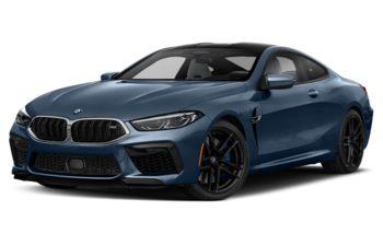 2020 BMW M8 - Barcelona Blue Metallic