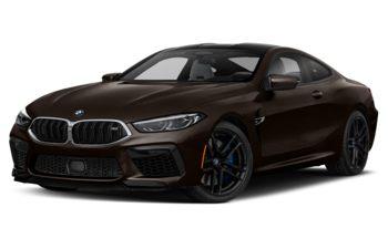 2020 BMW M8 - Almandine Brown Metallic
