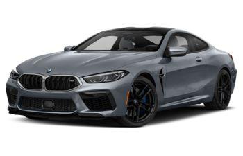 2020 BMW M8 - Frozen Bluestone Metallic