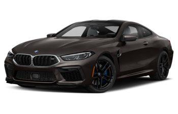 2020 BMW M8 - Frozen Dark Brown