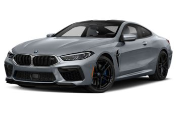 2020 BMW M8 - Pure Metal Silver