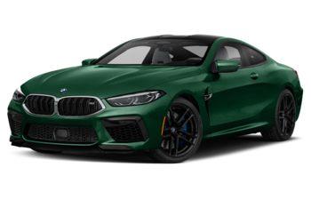 2020 BMW M8 - British Racing Green