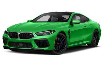 2020 BMW M8 - Signal Green