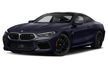 2020 BMW M8 - Macao Blue