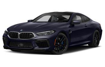 2020 BMW M8 - Macao Blue