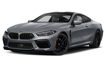 2020 BMW M8 - Nardo Grey