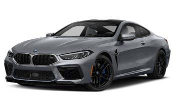 2020 BMW M8 - Nardo Grey