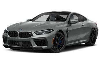 2020 BMW M8 - Frozen Dark Silver