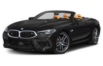 2020 BMW M8 - Black Sapphire Metallic