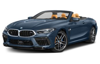2020 BMW M8 - Barcelona Blue Metallic