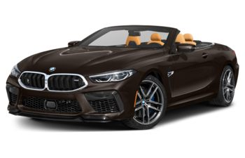 2020 BMW M8 - Almandine Brown Metallic
