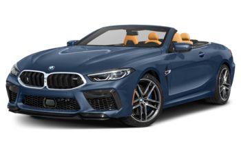 2020 BMW M8 - Orinoco Pearl