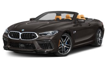 2020 BMW M8 - Frozen Dark Brown