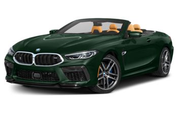 2020 BMW M8 - British Racing Green