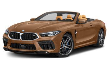 2020 BMW M8 - Zanzibar II